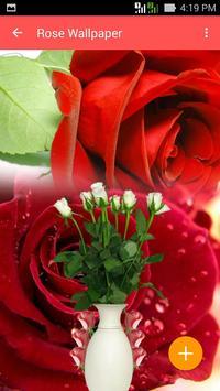 Rose Wallpaper apk screenshot