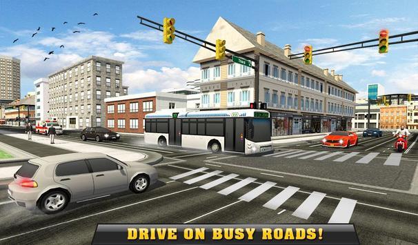 Offroad Bus Driver Hill Climb apk screenshot