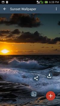 Sunset Wallpaper apk screenshot