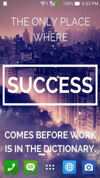 Success Quote Wallpapers apk screenshot