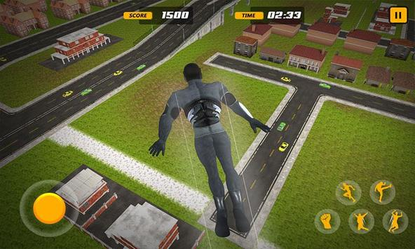 Super Hero Vs Mad City Mafia apk screenshot