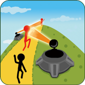 Stickman Tower Defense icon