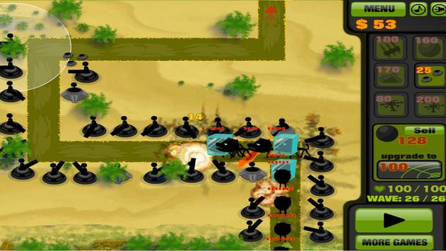 Stickman Tower Defense screenshot 3