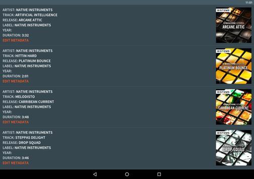 Stem Player (Stems) apk screenshot