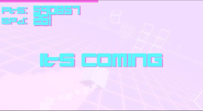 Neon Cube Rider 3D apk screenshot