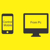 Control Mobile From PC icon