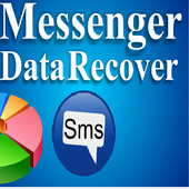 Messenger Data Recovery icon
