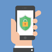 Protect Your Mobile Data icon
