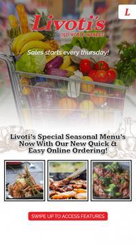 Livoti's Old World Market poster