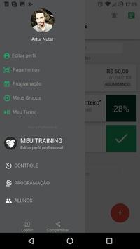 Meu Training screenshot 1