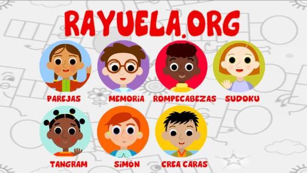 Rayuela: Juegos poster