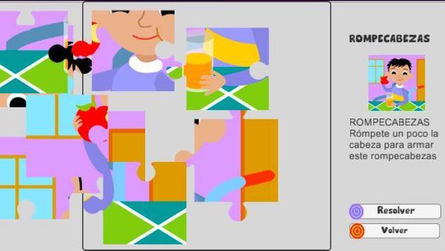 Rayuela: Juegos screenshot 2