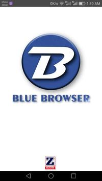 Blue Browser poster