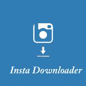 Insta Downloader-Images & Videos icon