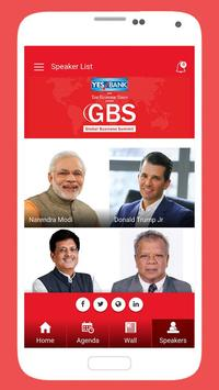 Global Business Summit poster