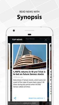 Economic Times : Market News apk screenshot
