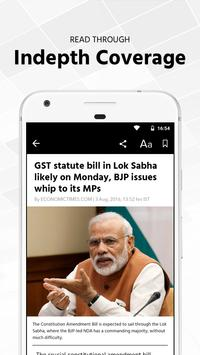 Economic Times : Market News screenshot 1