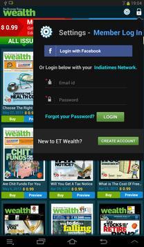 The Economic Times Wealth apk screenshot