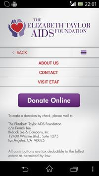 Elizabeth Taylor AIDS F. apk screenshot