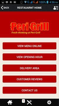 Perigrill स्क्रीनशॉट 2