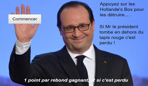 Hollande Bashing apk screenshot