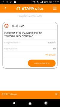 Etapa EP móvil - Cuenca apk screenshot