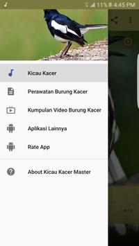 Kicau Kacer apk screenshot