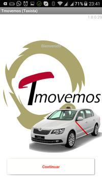 Tmovemos (Taxista) poster