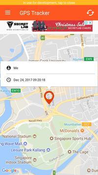 eGPS Tracker screenshot 3