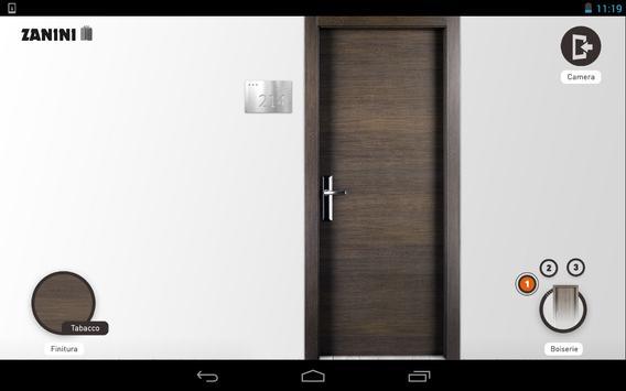 Zanini Hotel Rooms & Doors apk screenshot