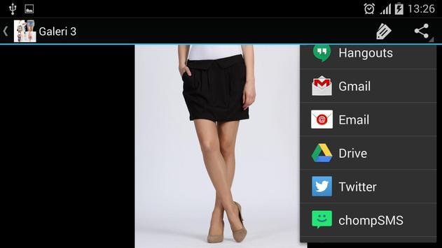 Etek Fikirleri apk screenshot