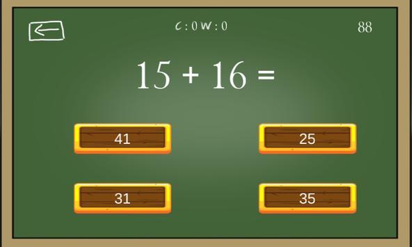 Mathboard Class screenshot 4