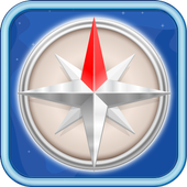 Magnetic North Pointer icon