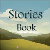 Stories book icon