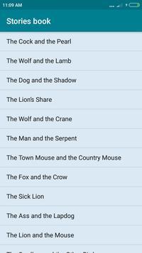 Stories book screenshot 5