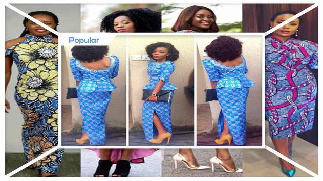 Ankara Fashion Styles screenshot 2