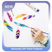 Awesome DIY Paint Projects icon