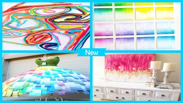 Awesome DIY Paint Projects apk screenshot