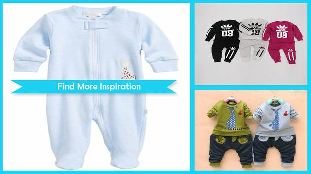 Baby Boys Clothes poster