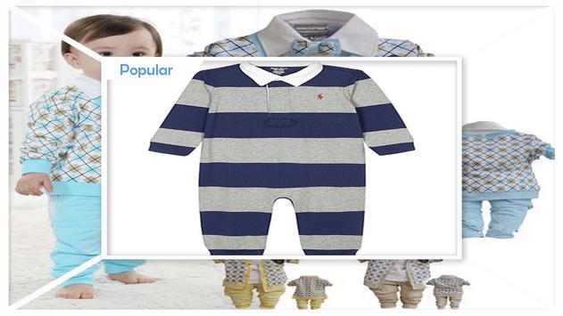 Baby Boys Clothes apk screenshot