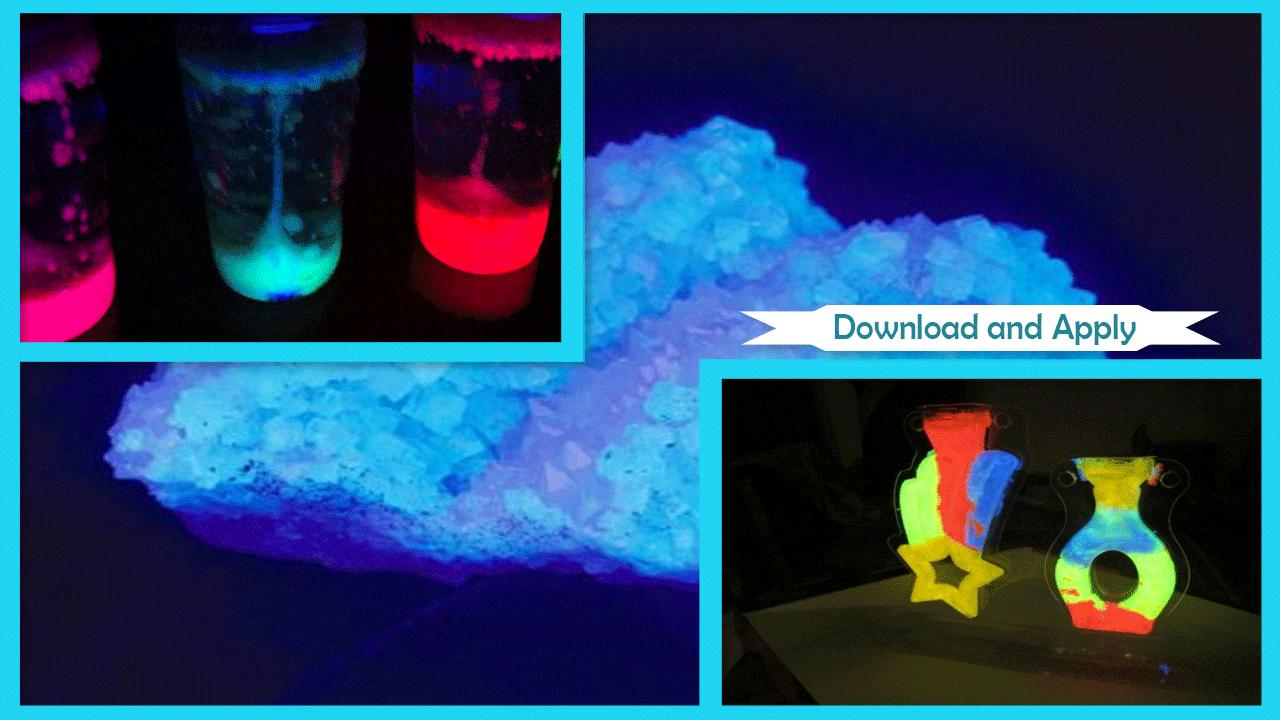 Glow In The Dark Craft Projects For Android Apk Download