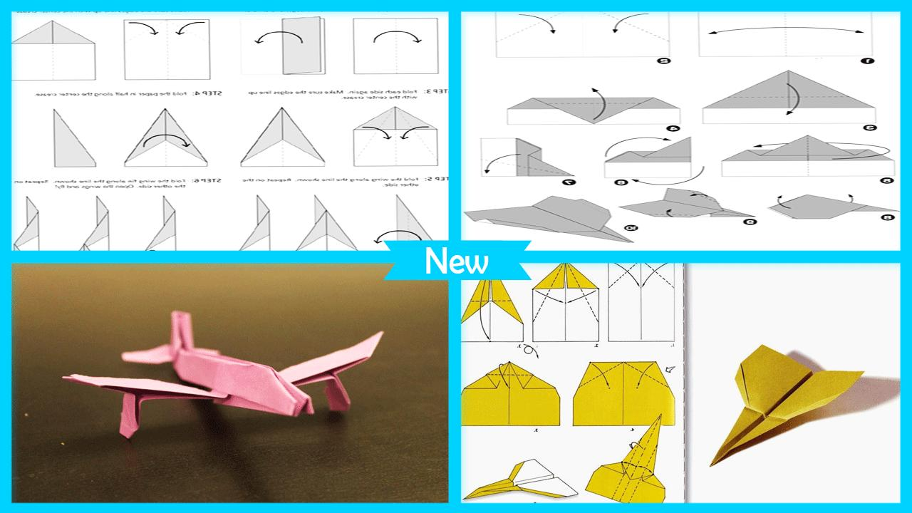 Paper planes flat vector icons set. Origami airplane and paper ... | 720x1280