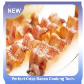 Perfect Crisp Bacon Cooking Techniques icon