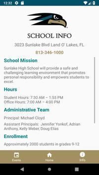 Sunlake High School screenshot 5