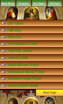 Catholic Audio Prayers 2 apk screenshot