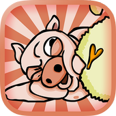 Pig Jump - Chicken Frenzy icon