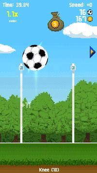 Football Taps poster