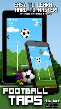 Football Taps screenshot 1
