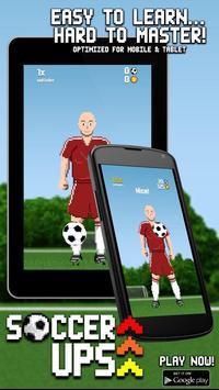 Football Taps (Mini Game) poster