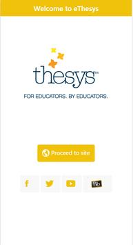 eThesys poster